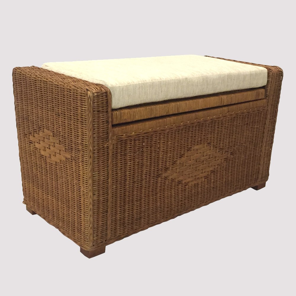 info for fd885 c6073 Adam Chest Storage Ottoman with Cushion. Handmade Eco-Friendly Materials